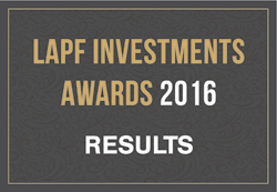 LAPF Investments Awards 2016