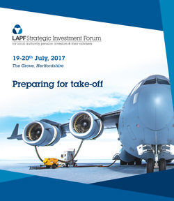 July 2017 LAPF Strategic Investment Forum